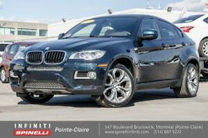 2013 BMW X6 XDrive35i M PKG NAVIGATION 360 CAMERA LOW KM