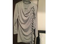 New without tags grey cardigan size 12