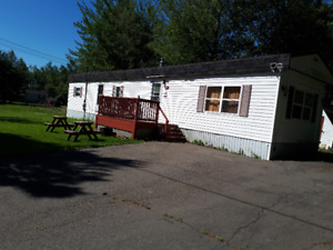 MINI HOME FOR SALE IN MONCTON