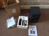 JBL LSR4326P Studio Monitor boxed