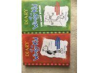 Diary Of A Wimpy Kid Series (Hardback)
