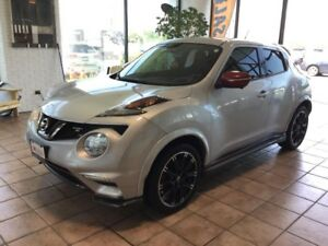 2015 Nissan Juke NISMO RS BACKUP CAM! BLUETOOTH! PADDLE SHIFT...