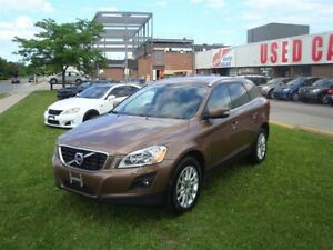 2010 Volvo XC60 T6 ~ AWD ~ LEATHER ~ SUNROOF ~ BLUETOOTH ~