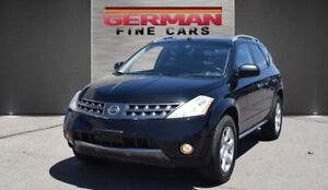 2007 Nissan Murano SE Leather Sun Roof Back-Up Cam Safety includ