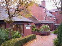 One bed flat to let (for the aged 60 & over) at St Pauls Court, Burton on Trent