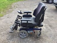 POWER CHAIR *** BOUGHT AS SEEN ***