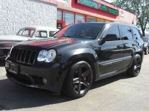 2009 Jeep Grand Cherokee SRT8 *Nav / RearCam / Sunroof / Leather
