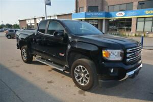 2015 GMC Canyon ALL TERRAIN/HEATED LEATHER SEATS/NAV/CAMERA