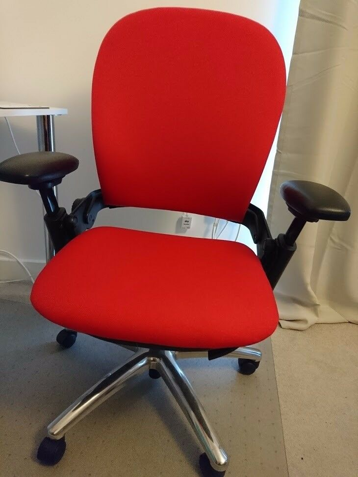Steelcase leap ergonomic office chair v1 in london - Steelcase leap ergonomic office chair ...