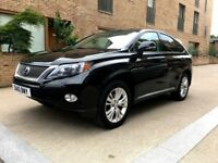 2010│Lexus RX 450H 3.5 SE-I Station Wagon CVT 5dr│2 Former Keepers│Hpi Clear│Full Dealer Service