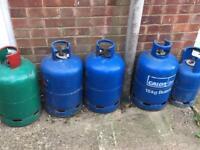 15kg calor gas bottles