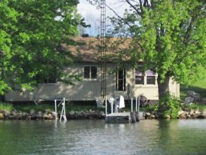 Waterfront Cottage - Available August 26-Sept.2