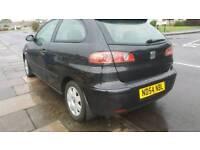 2004 seat Ibiza 1.4 petrol SPARES OR REPAIR