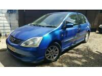 2004/04 Honda Civic SEE 1.4