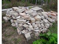 Dressed sandstone - Scottish (Craigleith Quarry)