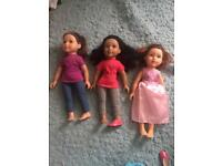 3 design a friend dolls