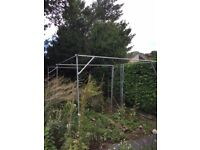 fruit / vegetable cage 8ft x 8ft x8ft