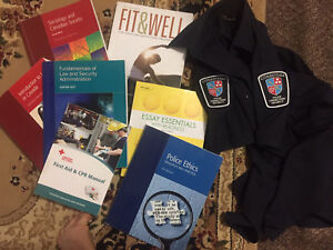 Protection, security and investigation books