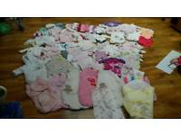 Baby girl clothes 0-3 months/ massive bundle