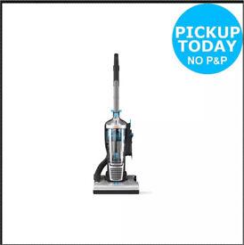 VAX Power Pet U84-M1-Pe Upright Bagless Vacuum Cleaner - Blue & Silver