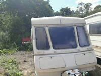 abbey 1992 2 berth in good condition fall awning