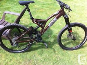 great mountain bike full suspension norco