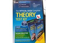 Official DVSA driving theory test kit
