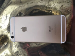 SELLING UNLOCKED GOLD iPHONE 6S 128GB!