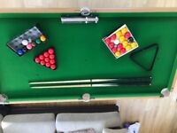 Riley quality snooker and pool table
