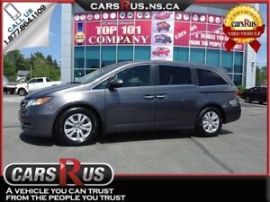 2014 Honda Odyssey EX-L w/DVD Leather Seats Power Sunroof!!