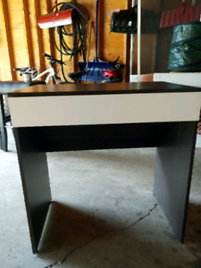 $100 (2 in1) vanity table or desk/study table