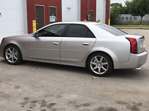 FOR TRADE:SCARCE FACTORY LS6 400 HORSEPOWER 6 SPEED CTS-V