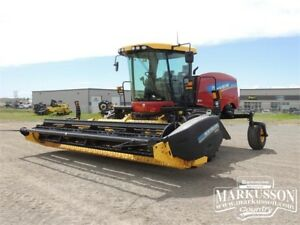 2017 NH SR160 & HS18 Mower Conditioner -  2.9% Financing Include