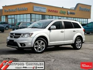 2012 Dodge Journey Crew~Remote Start~Bluetooth~one Owner~