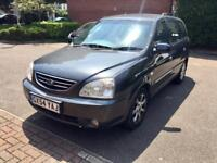 KIA CARENS 2.0 DIESEL LEATHER SEAT EXCELLENT RUNNER LARGE BOOT SPACE