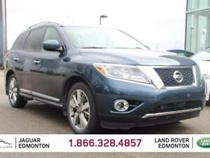 2016 Nissan Pathfinder Platinum 4x4 - Local SK Trade In | Fully