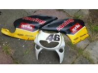 Aprilia rs 50 or 125 fairings good condition txt or phone for a price