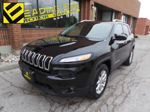 2015 Jeep Cherokee North W/ Up grade package!