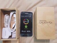 Samsung S5 G900F 4G 16gb 5.1 inch unlocked boxed phone