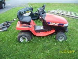 PARTS FOR ARIENS LAWN TRACTOR
