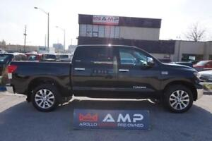 """2011 Toyota Tundra Limited Leather 4x4 5.7L, Roof,20""""Luxury Rim."""