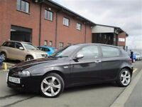 Oct 2007 Alfa Romeo 147 1.9 Jtdm 16v Sport Q2 5dr 150bhp, trade in considered, credit cards accepted