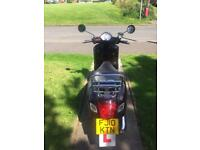 VESPA GTS 125 BROWN 2010