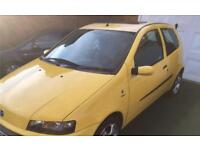 Fiat Punto Breaking spares