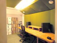 Hackney Music Studio / Sound Proofed Music Studio / East London / Netil House / London Fields