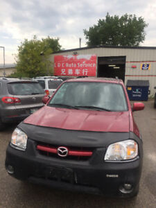 2005 Mazda Other GS SUV, Crossover