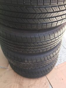 COROLA TIRES RIMS 195 65 15 used for one week only