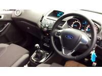 2015 Ford Fiesta 1.0 EcoBoost 125 Zetec S 3dr Manual Petrol Hatchback