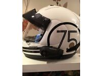 Arai quantum st pro with Bluetooth size large