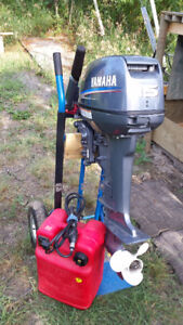 Excellent Yamaha 15 HP Outboard